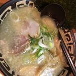 麺恋 佐藤 - 鶏白湯醤油 アップ