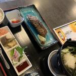 海道 - 料理写真:天然マグロのヒレ焼き