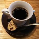 105245482 - 食後だとコーヒーがプラス100円で頂けるとは!