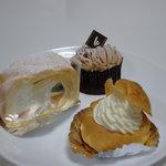 穂の菓 - 料理写真: