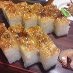 いづぼん - 鱧箱寿司