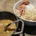 105251070 - つけ麺withチャーシュー