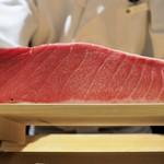 個室割烹 寿司北大路 - どっどーんと本日のマグロ
