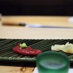 個室割烹 寿司北大路 - 頬肉も