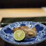 個室割烹 寿司北大路 - のどぐろの汐焼