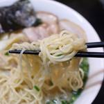 ラーメン茂木 - 雲呑麺