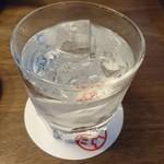 九州料理と旨い酒 どんたく - 焼酎