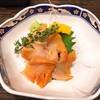 絵 - 料理写真:赤貝刺し