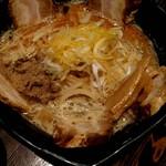 105257140 - チャーシュー麺大盛