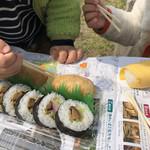 道の駅 草津 からすま農産 - 料理写真: