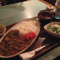 ゴリラ食堂 - 特製カレーライス:780円