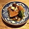酒井商会 - 料理写真:豚角煮と酒粕ブルーチーズ