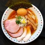 らー麺 あけどや - あけどや香味醤油ら~麺