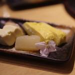 天ぷらと日本酒 明日源 - 強肴