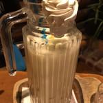 珈琲屋OB - バナナジュース630円(≧∇≦)やっすい!