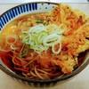 どん亭 - 料理写真:天玉そば 420円