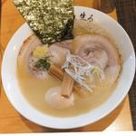 中華蕎麦 生る - 料理写真:特製濃厚中華蕎麦