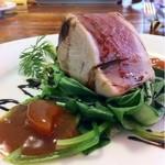 レストラン 愛と胃袋 - ランチ お魚料理