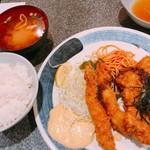 大富士 - サービスランチ