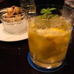 BAR STATES - 天草レモンのウイスキースマッシュ(1,400円)