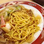 中国料理 沙流川 - めん