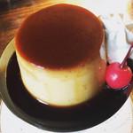 もなど喫茶店 - 甘くない。ビターなオトナプリン❤️