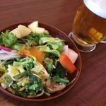 比内やこうめ - 料理写真:新鮮なサラダ