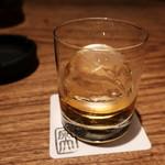 Bar 奥 - マッカラン(ロック)