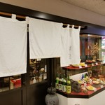 北海道料理 ユック - 店舗の入口