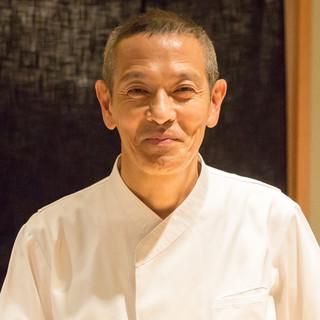 野澤仁嗣氏(ノザワヒロシ)―独自の感性が生みだす、美食の境地