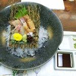 10529257 - 鮮魚5種盛り