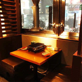 【個室】完全個室は2~10名様◆人気の夜景のきれいな席も◎