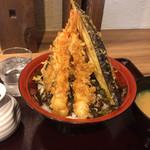 Tempurakaisenkurafuku - くら福天丼