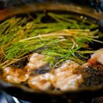 徳山鮓 - 熊鍋