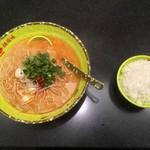 Tonshahinabeandomaratan - 麻辣湯+白ごはん付き