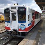 三陸リアス亭 - リアス線の電車(汽車)
