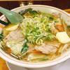 ラーメンQ - 料理写真:味噌バターラーメン!700えん。