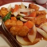 東林 - 酢豚