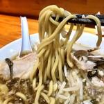 幻の中華そば加藤屋 百万遍 にぼ次朗 - 料理写真: