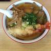 まるいし - 料理写真:天ぷらラーメン  ¥730