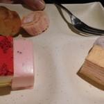 神楽食堂 串家物語 - デザート色々