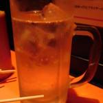 神楽食堂 串家物語 - 梅酒サワー