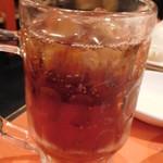 神楽食堂 串家物語 - 烏龍茶