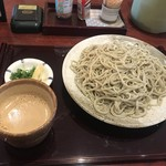 芭蕉庵 - 料理写真:くるみだれ