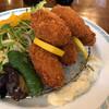メルヘン - 料理写真:俵盛りのカキフライ