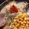 追風丸 - 料理写真:白味噌ラーメン