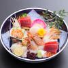 Nouvelle Chinois 萬花京 - 料理写真:新鮮魚介のお造り盛り合わせ