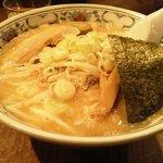 究極の味噌らーめん Misoism - 極上味噌ラーメン800円