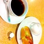 カフェ・ド・ジュラーレ - 2011.11.27◆モーニング