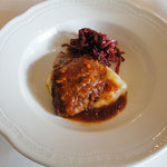 10531735 - ランチB(1900円)赤豚ほほ肉の煮込み